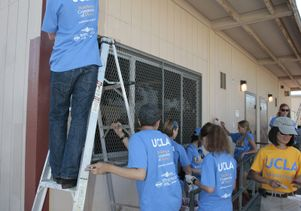 UCLA Volunteer Day