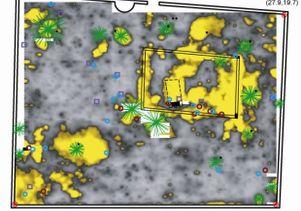 Marquez cemetery radar imaging