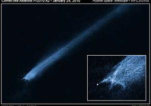 Comet-like object