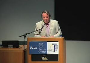 Christopher Hitchens delivers the Daniel Pearl Memorial Lecture