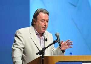 Christopher Hitchens at UCLA