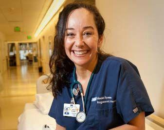 Mei Lani Renger, neurology nurse