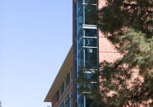 UCLA's Terasaki Life Sciences Building