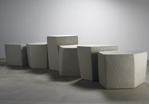 Pentagon forms by Kim Yikyung (2009)