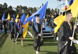 UCLA graduates honor John Wooden