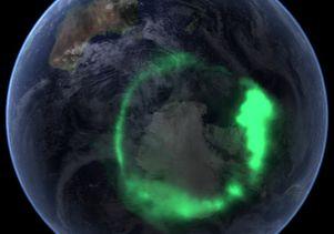 The diffuse aurora