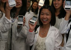Nursing and iPod Touch