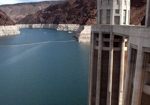 Lake Mead at 39 percent capacity