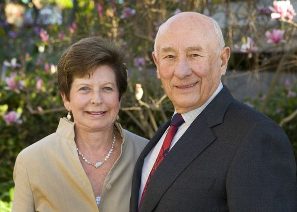 Meyer and Renee Luskin