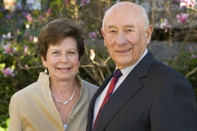 Meyer and Renee Luskin
