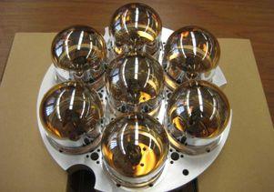 Seven QUPIDs, a new photon-detector technology