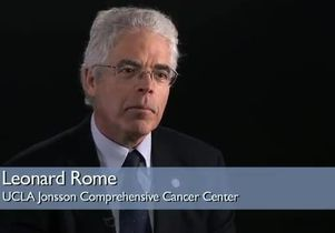 leonard rome on vault particles in cancer treatment saveyoutube.com