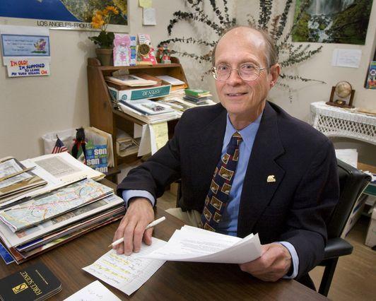 R. Edward Geiselman