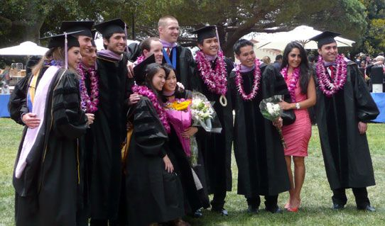 New dentistry graduates 2011