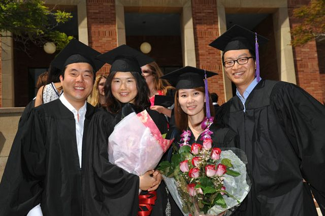 Law School graduates 2011