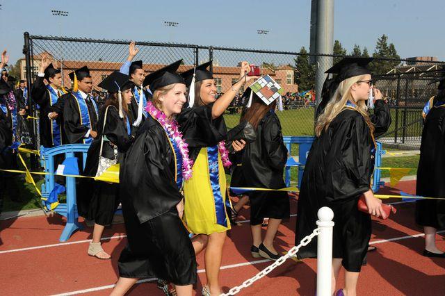 UCLA graduates 2011