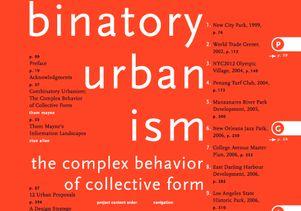 Cover: Combinatory Urbanism