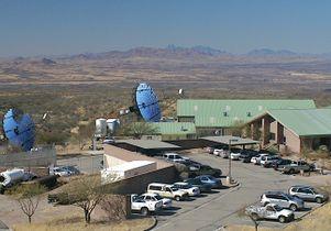 VERITAS experiment at Arizona's Whipple Observatory
