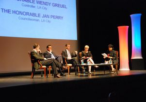 L.A. mayoral candidate panel