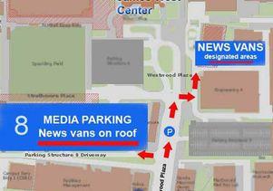 Media parking Nov. 28