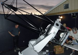 The Centurion 28 telescope