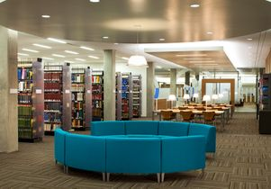 Research Library reading room
