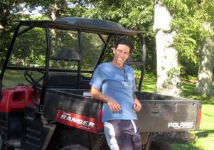 Jeremy Feinberg, Rutgers Univeristy