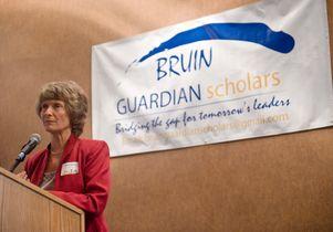 Janina Montero at Bruin Guardian Scholars