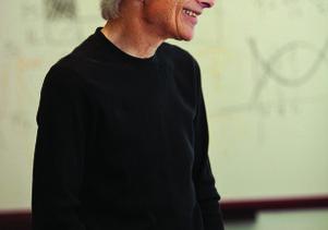 UCLA Professor Bob Goldberg