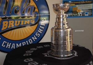 Stanley Cup at UCLA
