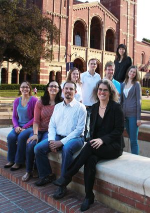 UCLA's Galactic Center Group