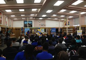 Achieve UC at Crenshaw High