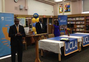 Achieve UC at Crenshaw High