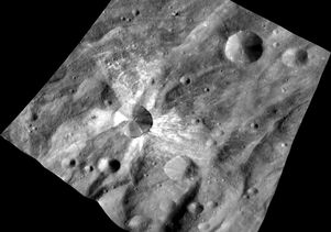 Vesta, as seen by Dawn