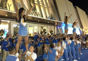 Band and spirit squad