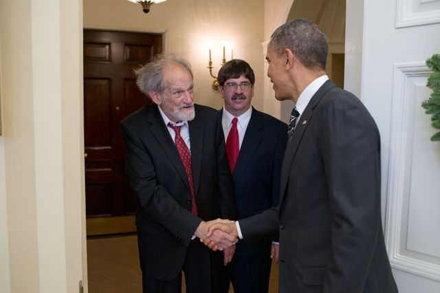 Lloyd Shapley meets President Obama