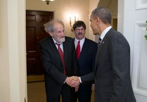 Lloyd Shapley meets President Obama