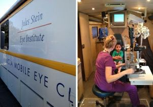 UCLA Mobile Eye Clinic