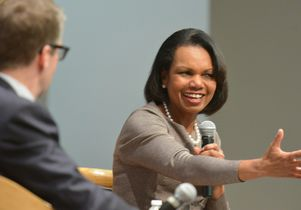 Condoleezza Rice at UCLA