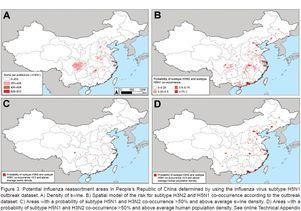 Hotspots in China