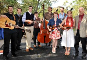 Bluegrass and Old-Time String Ensemble