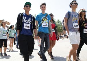 UCLA community honors victims of Boston Marathon bombings