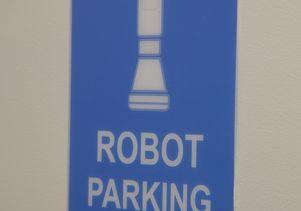 Robot Parking