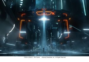 Frame from 'Tron: Legacy'