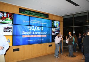 Undergrads pitch commercial ideas, business plans in first entrepreneur venture competition