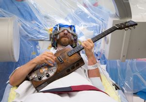 Deep brain stimulation - guitar