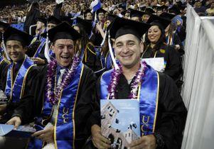Commencement 2013 grads