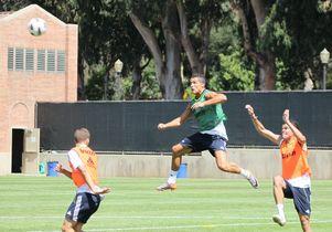 Cristiano Ronaldo, Real Madrid at UCLA