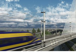UCLA-UC Berkeley high-speed rail report