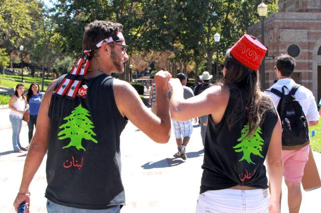 Lebanese club shirts